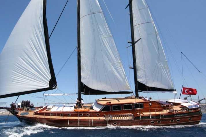 Ganymede-Yachting---Luxury-Gulet-Kaya-Güneri-Plus---Featured
