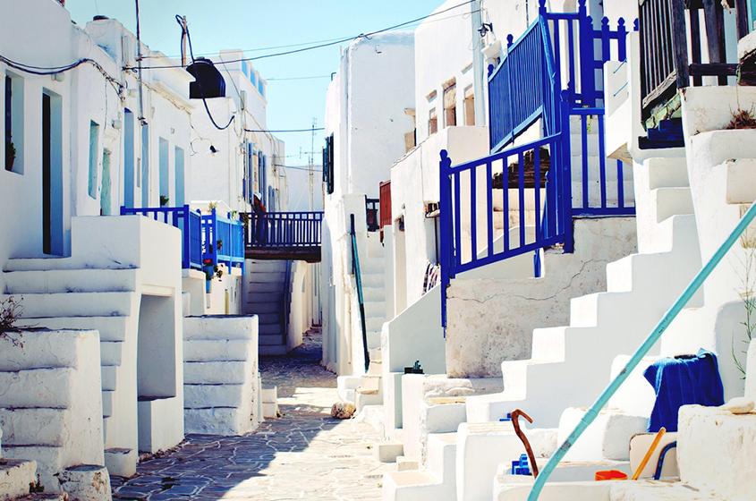 Cyclades Islands And Saronic Gulf - Folegandros Ganymede Yachting