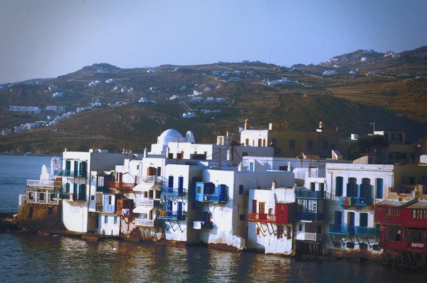 Cyclades Islands And Saronic Gulf - Mykonos Ganymede Yachting