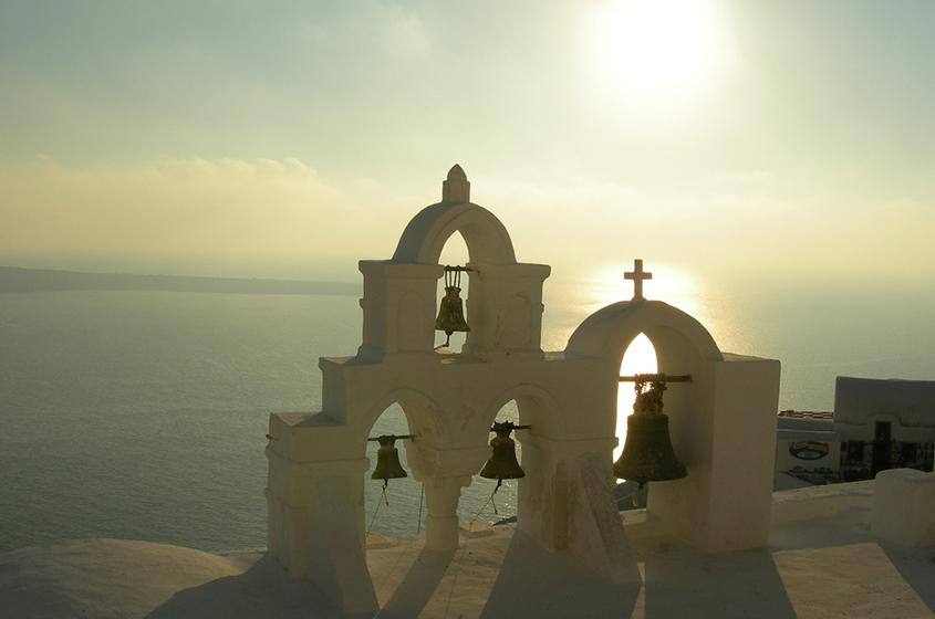 Cyclades Islands And Saronic Gulf - Santorini Ganymede Yachting