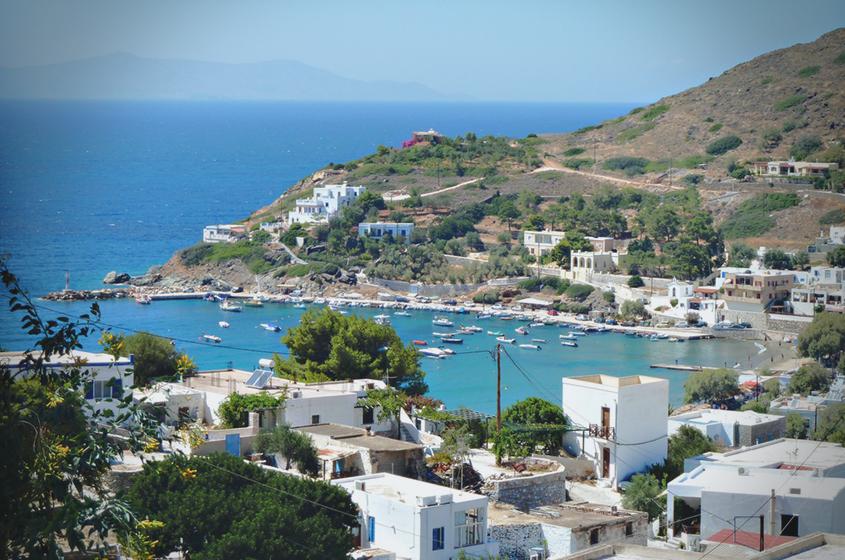 Cyclades Islands And Saronic Gulf - Syros Ganymede Yachting