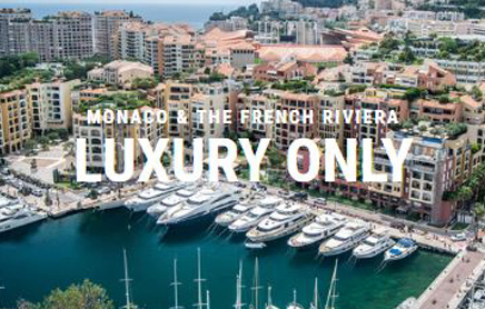 Luxury Only Ganymede Yachting Monaco
