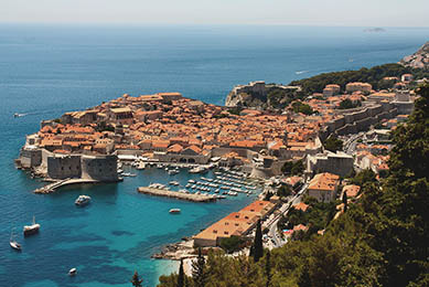 Ganymede Yachting Destinations Croatia