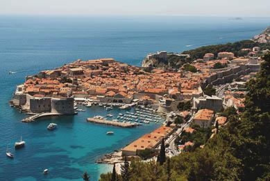 Ganymede Yachting Destinations Croatia