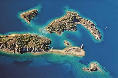 Ganymede Yachting Destinations Turkey