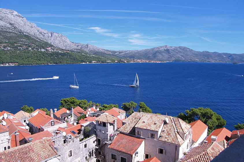 Ganymede-Yachting----Korcula-2----North-Adriatic