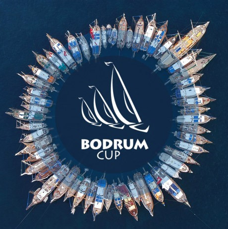 Ganymag - The Bodrum Cup Has 30 Years logo