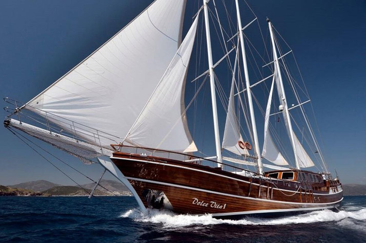 Ganymede Yachting Dolce Vita 1 Gulet Featured