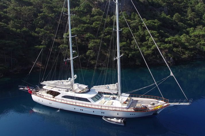 Alessandro Sailing Yacht By Ganymede Yachting - Featured