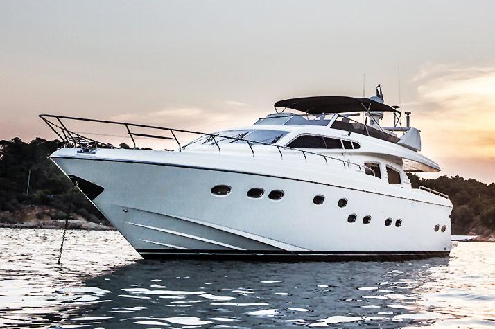 Luxury Motor Yacht Amoraki By Ganymede Yachting - Featured