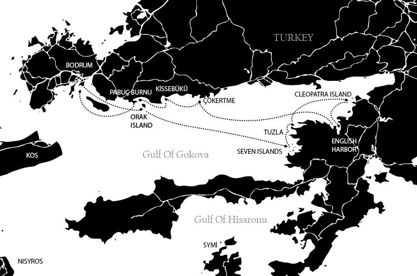 Ganymede-Yachting---Gulf-of-Gokova-map-y