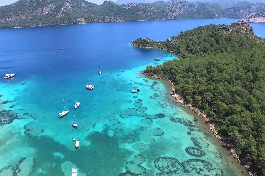 Ganymede-Yachting---Marmaris-Fethiye-Marmaris-Cennet-Island