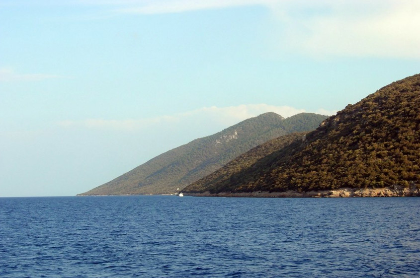 Ganymede Yachting - Bodrum South Dodecanese - Karaada