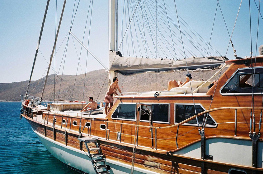 Ganymede Yachting - Bodrum South Dodecanese - Kos